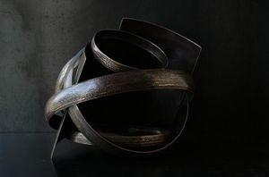 ELIE HIRSCH - page tournée - Skulptur