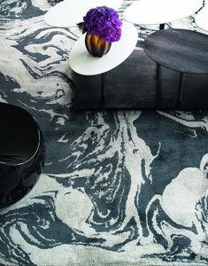Toulemonde Bochart - marbrure mineral - Moderner Teppich