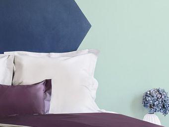 BAILET - taie d'oreiller - les essentiels - 65x65 cm - tau - Kopfkissenbezug