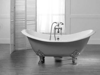 Antiek-Bouw -  - Badewanne Auf Füßen