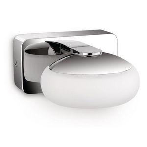 Philips - luminaire salle de bain silk ip44 led h6,5 cm - Badezimmer Wandleuchte