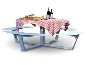 Cassecroute - la grande ronde - Picknick Tisch