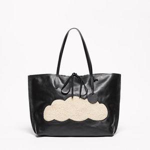 JACK GOMME - cloud - Einkaufstasche