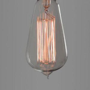 NOOK LONDON - large sqrl - Glühbirne Filament
