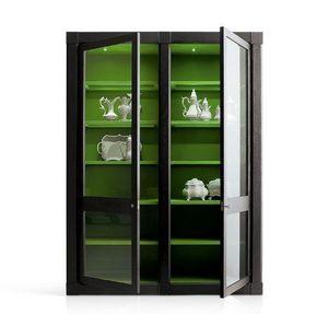 LANDO - l115 - Glasschrank