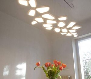 TRANSVERSO - koo - Deckenlampe Hängelampe