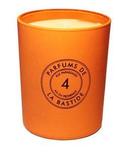 PARFUMS DE LA BASTIDE - ecorce de mandarine - Duftkerze