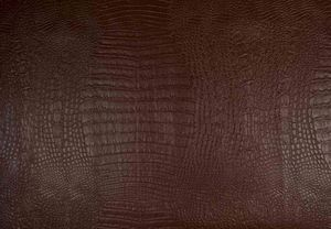 ALESSANDRO BINI - printed cocco - Leder