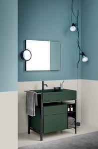CIELO - narciso mini - Waschtisch Möbel