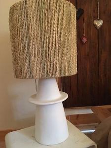 LA VILLA HORTUS - sejnane blanc - Tischlampen