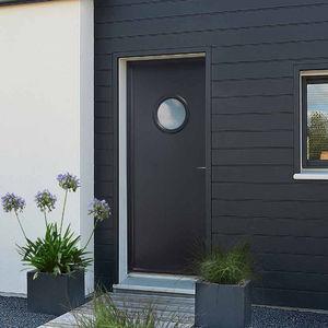 Huet - élise - Verglaste Eingangstür