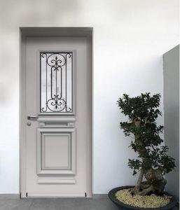 Janneau - loriane - Verglaste Eingangstür