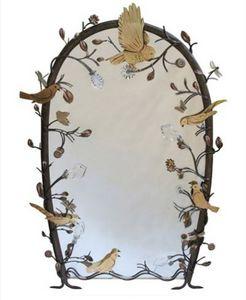 JOY DE ROHAN CHABOT - --mon beau miroir- - Spiegel