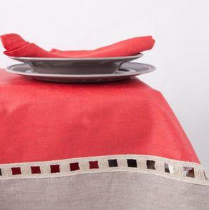 BORGO DELLE TOVAGLIE - red strawberry - Rechteckige Tischdecke