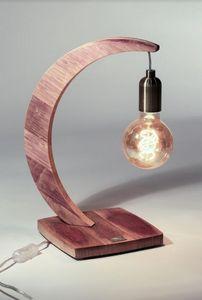 MEUBLES EN MERRAIN - brin de chêne - Tischlampen