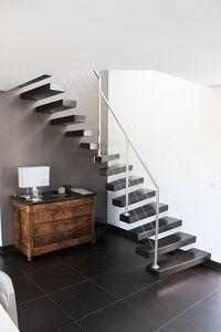 ART ESCALIERS -  - Viertelgewendelte Treppe