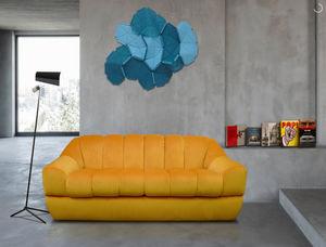 Burov - lotus - Sofa 2 Sitzer