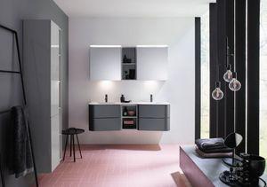 BURGBAD - --badu__ - Doppelwaschtisch Möbel