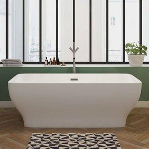 DISTRIBAIN - baignoire ilot 1405517 - Freistehende Badewanne