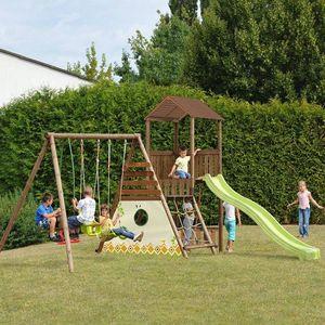 SOULET - aire de jeux 1414627 - Spielplatz