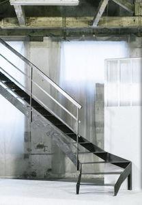 RONDCARRE -  - Viertelgewendelte Treppe