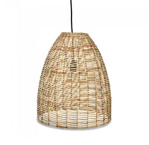 ROTIN ET OSIER - noko conical - Deckenlampe Hängelampe
