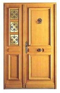 Cid - mende - Doppelte Eingangstür