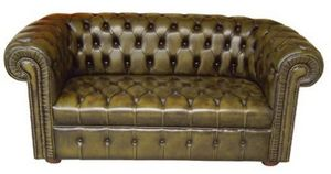 Techni Salons -  - Chesterfield Sofa