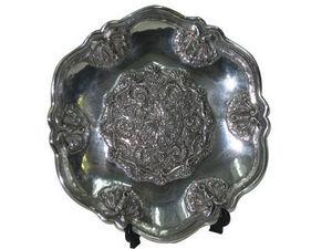 ANTIQUES LACARTA DECORACIÓN - peruvian silver - Platte