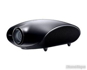 ERE NUMERIQUE - samsung - Video Light Projector