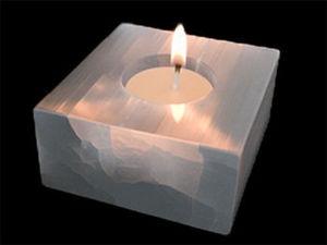 Minéraux et fossiles Rifki -  - Kerzenständer