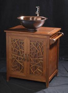 Matahati - meuble de salle de bain sur mesure - Badezimmermöbel