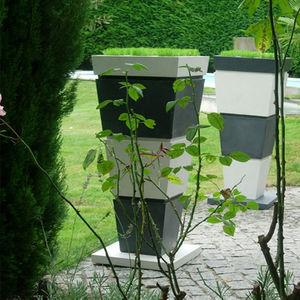 Beton Concept -  - Garten Blumentopf