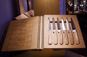 Fontenille Pataud - lames de france, olivier - Steak Messer