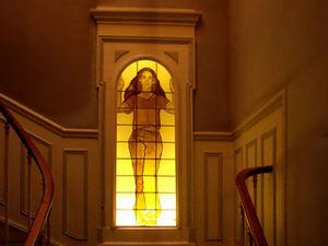 SOPHIE BERECZ -  - Buntglasfenster