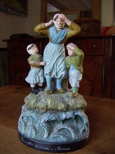 ANTIQUITES THUILLIER -  - Skulptur