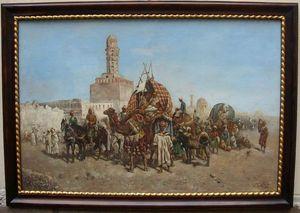 ARS ANTIQUA -  - Orientalisch Gemälde