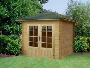 Casa Chalet - prestige - Holz Gartenhaus