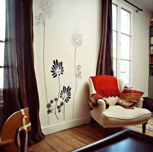 Walldesign - jardin d'eden - Sticker