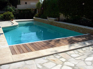 Aqua Soft Company -  - Traditioneller Swimmingpool