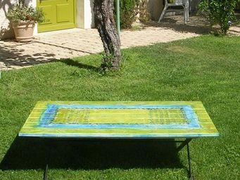 Atelier Christine -  - Gartentisch