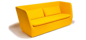 Modus Furniture - cocoon sofa - Sofa 3 Sitzer