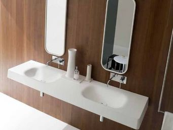 Rexa Design -  - Doppelwaschtisch Möbel