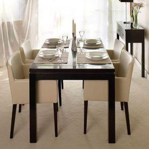 4 Living Furniture -  - Rechteckiger Esstisch