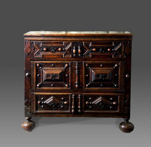 COUNTRY ANTIQUES -  - Kommode