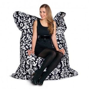 SITTING BULL - sitting bull - pouf fashion bull marie antoinette  - Sitzkissen