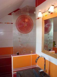 Duschaufsatz