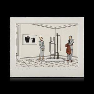 Expertissim - floc'h. l'exposition - Kunstdruck