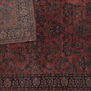 Expertissim - tapis mahal, centre de la perse - Saruk