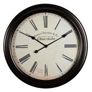 MAISONS DU MONDE - horloge chocolate - Küchenuhr